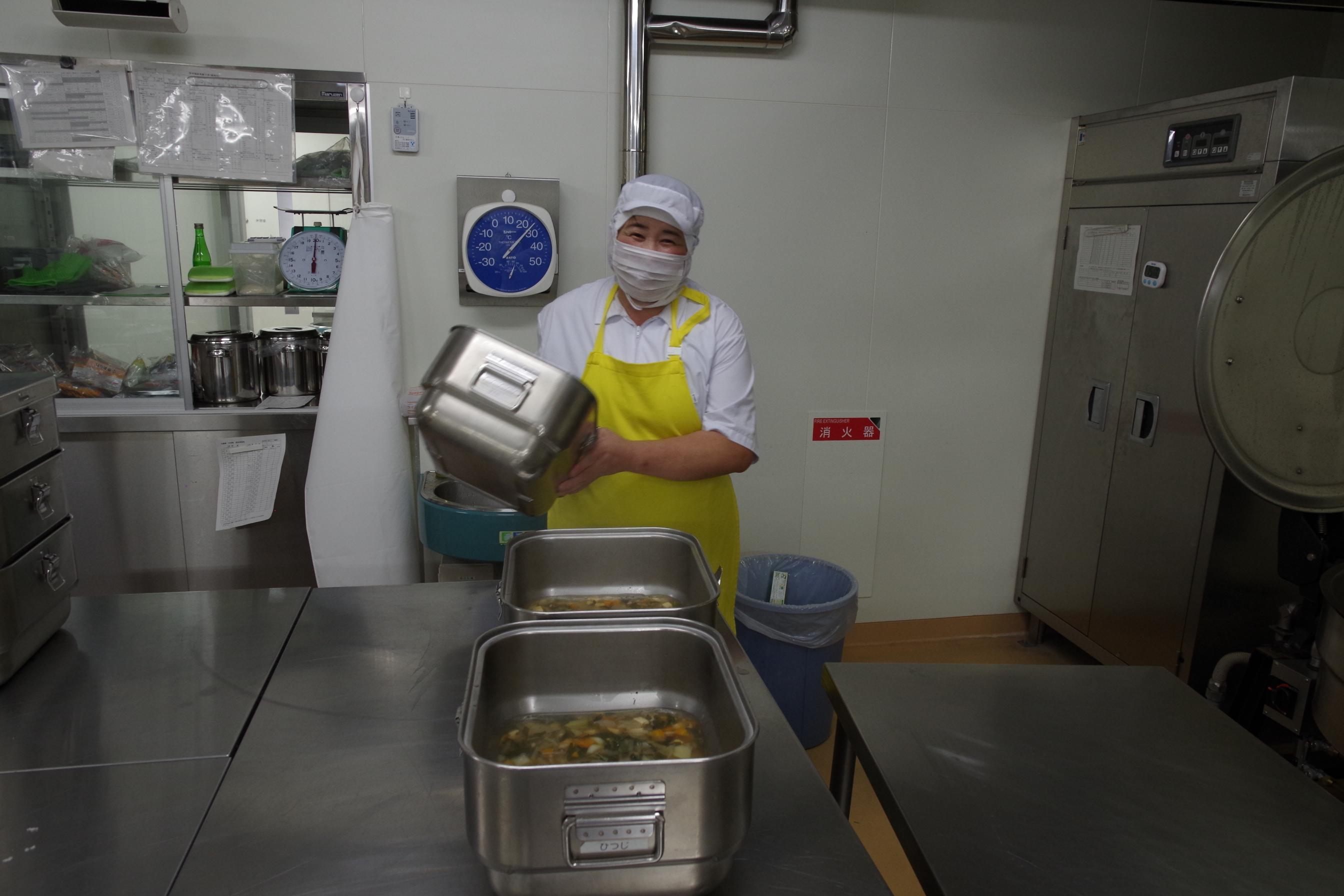 公益財団法人 春日井市食育推進給食会