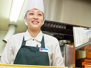 すかいらーくグループ カフェレストラン [ガスト] 象潟店<017827>