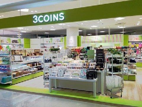 3COINS(スリーコインズ) ゆめタウン久留米店