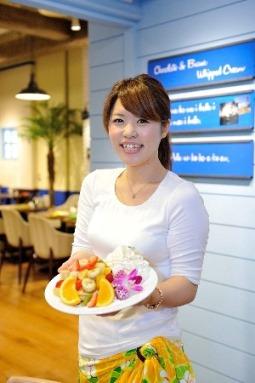 Hawaiian Pancake Factory 新宿ミロード店/ジローレストランシステム株式会社 ※小田急グループ