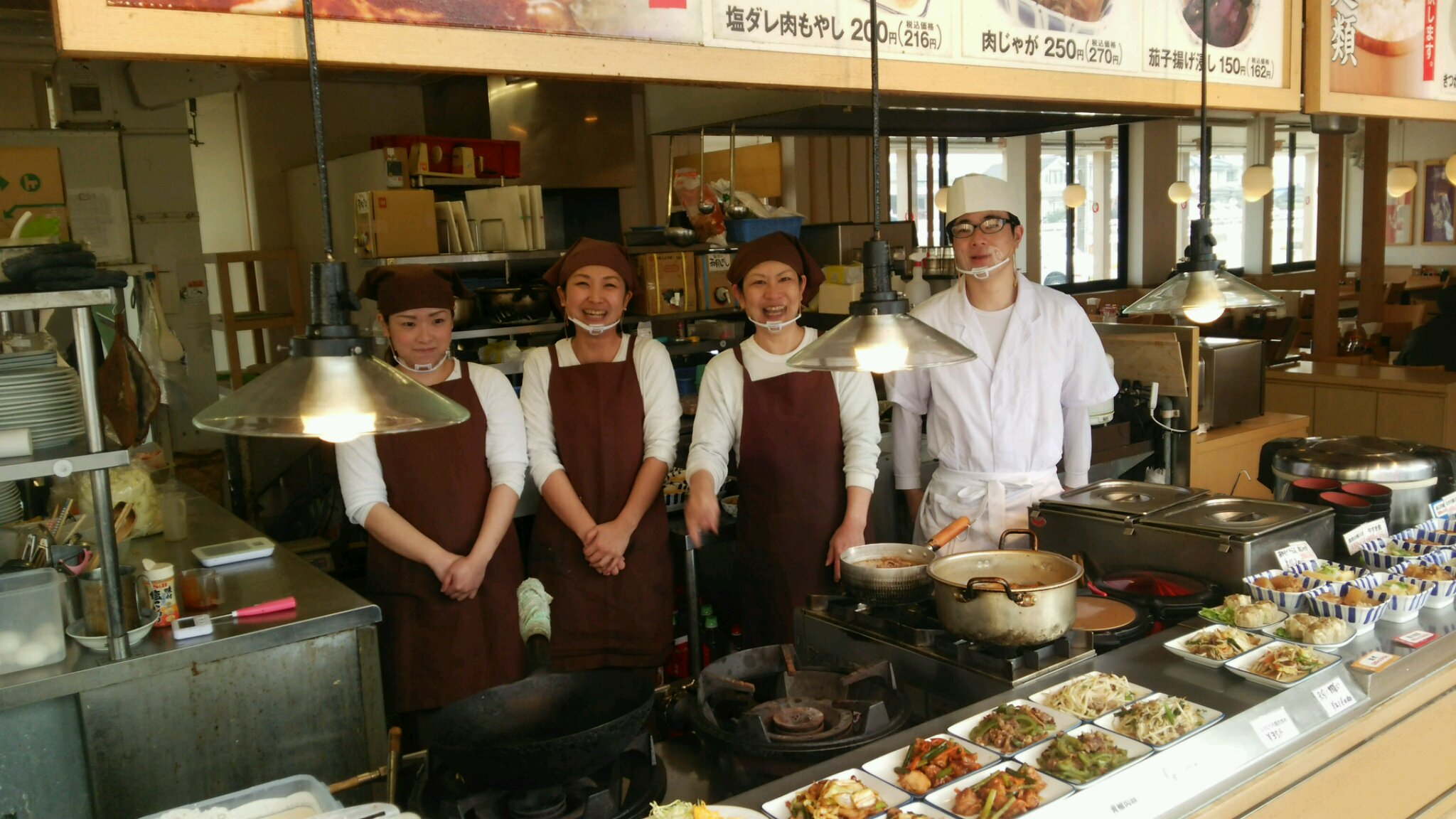 まいどおおきに食堂広島高陽食堂