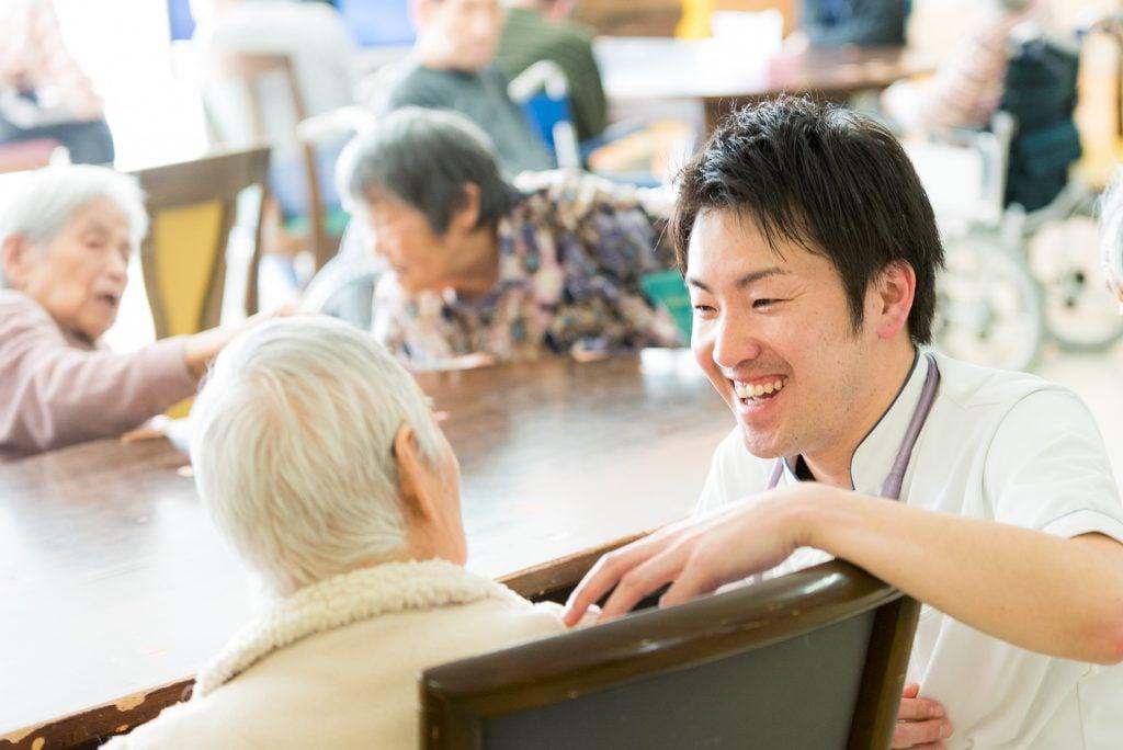 サービス付き高齢者向け住宅七福