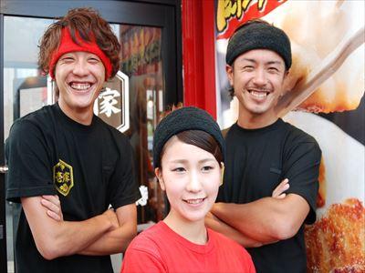 壱角家 京成立石店