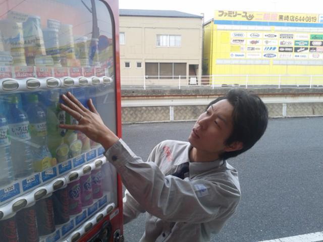 株式会社シンクラン 大阪中央営業所 ドライバー(自販機管理)部門