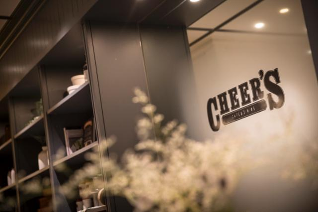 CHEER'S CAFE& DINING(チアーズ カフェ&ダイニング)