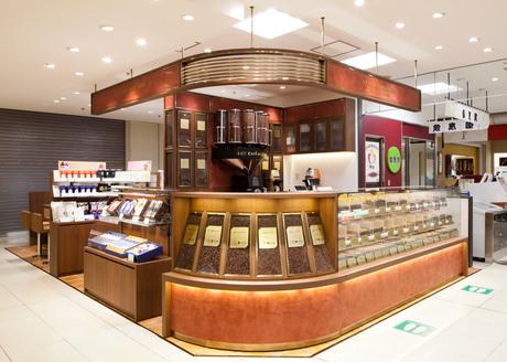 UCCカフェメルカード 神戸そごう店