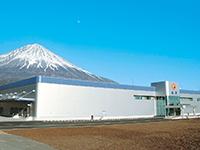 松屋フーズ 富士山工場