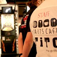 Darts Cafe TiTO Dragon
