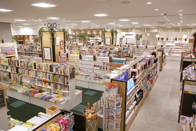 有隣堂 ららぽーと湘南平塚店 物販スタッフ