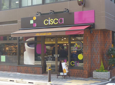 cisca グラントウキョウ店