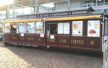 SANFRANCISCO CABLE CAR COFFEE 八景島店