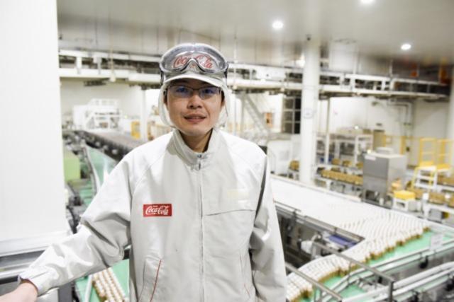 コカ・コーラ ボトラーズジャパン えびの工場 NO.2675
