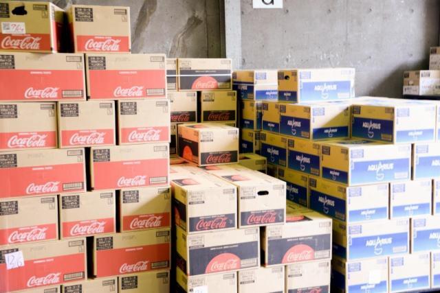 コカ・コーラ ボトラーズジャパン 熊本中央駐在 NO.2670