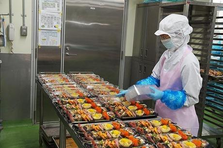 セントラルフーズ 横浜工場 セントラルキッチン