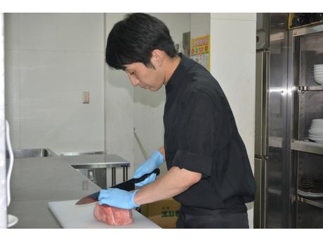 ハンバーグ専門 つばきグリル 東長崎店