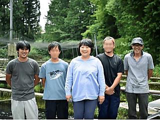 柿島養鱒株式会社
