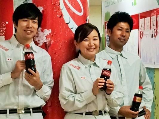 コカ・コーライーストジャパン製造統括部