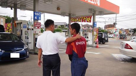 ENEOS Dr.Driveセルフ那珂川SS 喜多村石油店