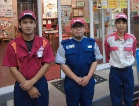 ENEOS Dr.Driveセルフ鶴ケ島市役所前店 関東菱油