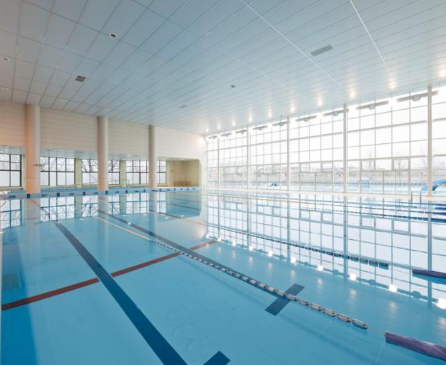 葛飾区奥戸総合スポーツセンター 温水プール館・エイトホール