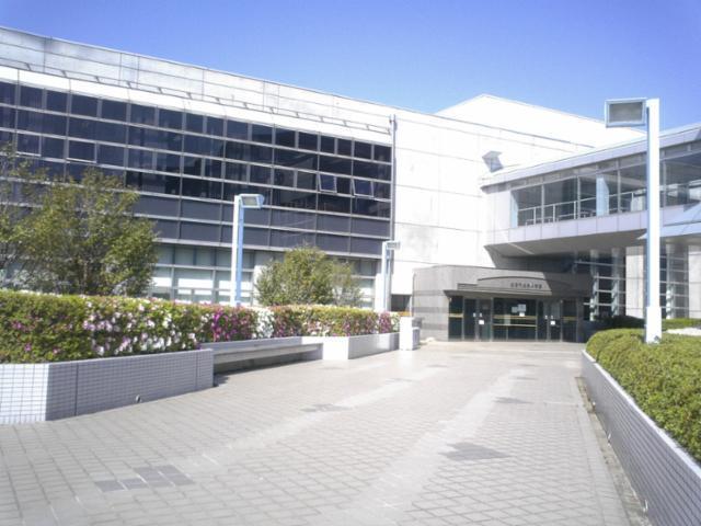 船橋市総合体育館