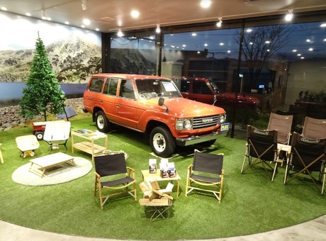 自動車事業部(FLEX) ランクル・ハイエース長野店