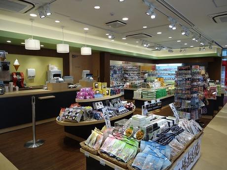 スーベニア 日本坂PA下り線店