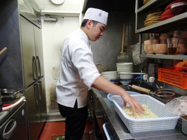 自家製麺 杵屋 静岡駅アスティ店