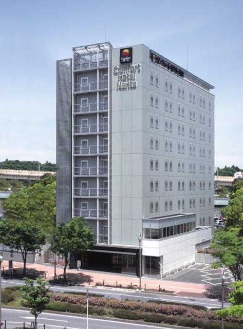 コンフォートホテル成田(株式会社グリーンズ)