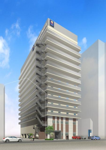コンフォートホテル神戸三宮(株式会社グリーンズ)