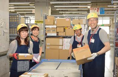 日本郵便株式会社 新大阪郵便局