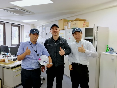ホリウチ・トータルサービス 大阪営業所 四国事業部