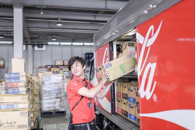 コカ・コーラ ボトラーズジャパンベンディング株式会社 FV柏セールスセンター
