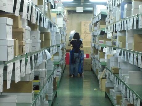 ケイヒン配送 商品管理部 商品センター