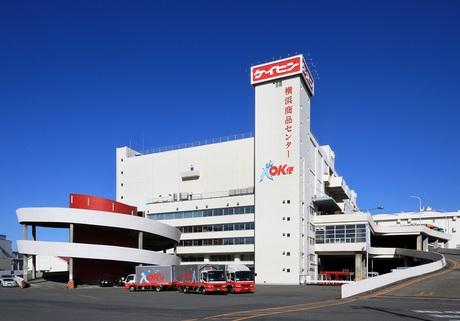 ケイヒン配送 横浜商品センター