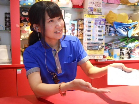ゲームセンター全施設(APINA・YAZ・GAMECITY)