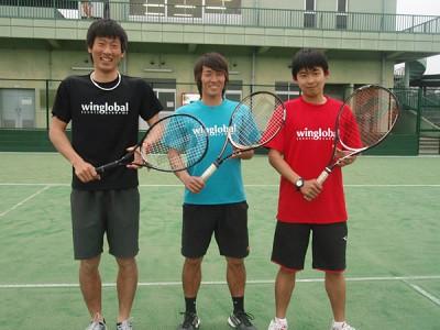 ウイングローバルテニスアカデミー熊谷