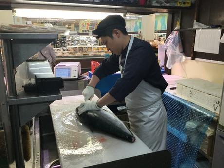 最上鮮魚 サンリブ鳥栖店