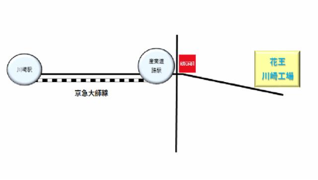 株式会社ミヤザワ花王川崎事業所