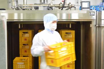 株式会社ナリコマフード 大阪セントラルキッチン(荷物搬出入補助)