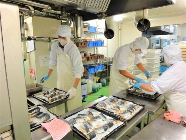 株式会社ナリコマフード 大阪セントラルキッチン(調理補助/加熱調理)