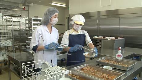 日清医療食品株式会社 柳井ひまわり園(中国支店)