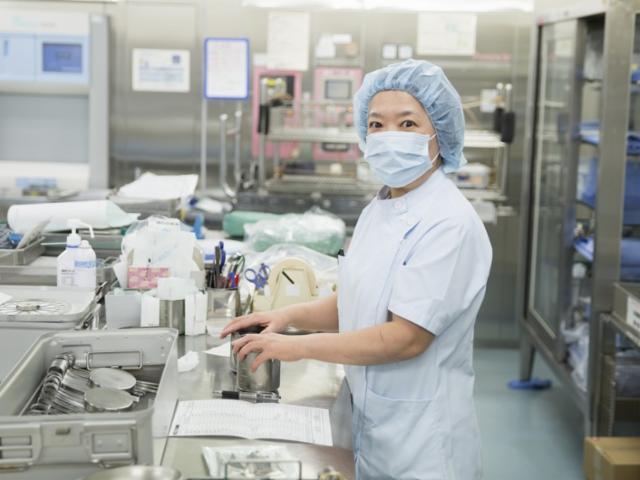 日本ステリ/静岡市立清水病院