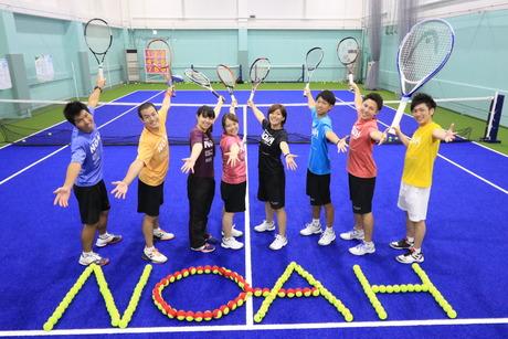 テニススクールノア 南草津校
