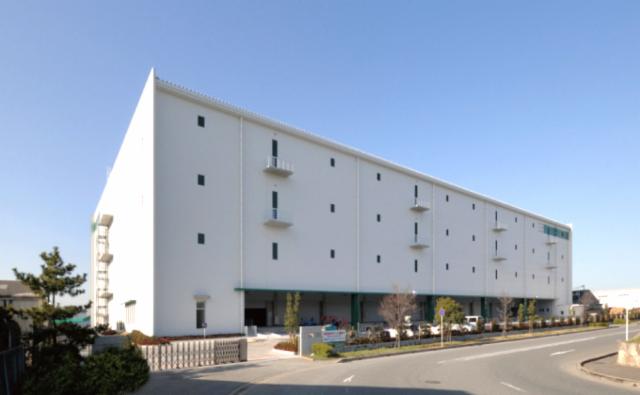 NTTロジスコサービス 福岡物流センター