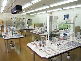 メガネの三城 福知山店