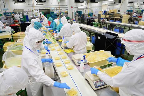 ポオトデリカトオカツ 神戸工場