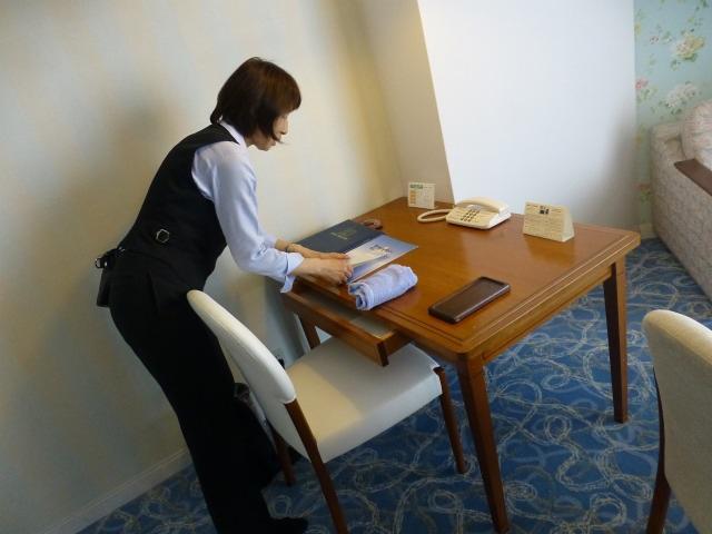 神戸ポートピアホテル 客室 ルームチェッカー