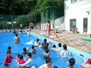 綱島公園プール