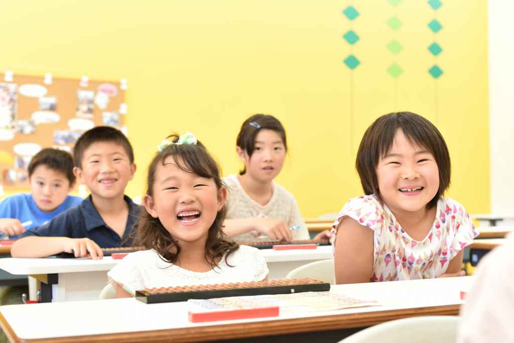 石戸珠算学園 柏台教室